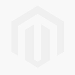 A & I Beds Agra Silver Faux Leather Bed